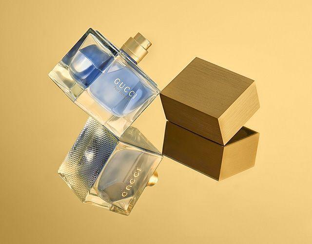 Fotografia reklamowa perfum Gucci