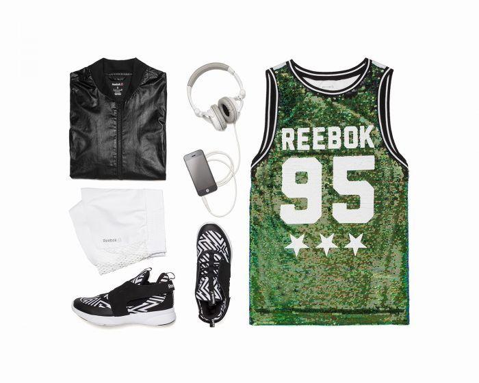 zdjęcia produktowe odzieży sportowej rebook