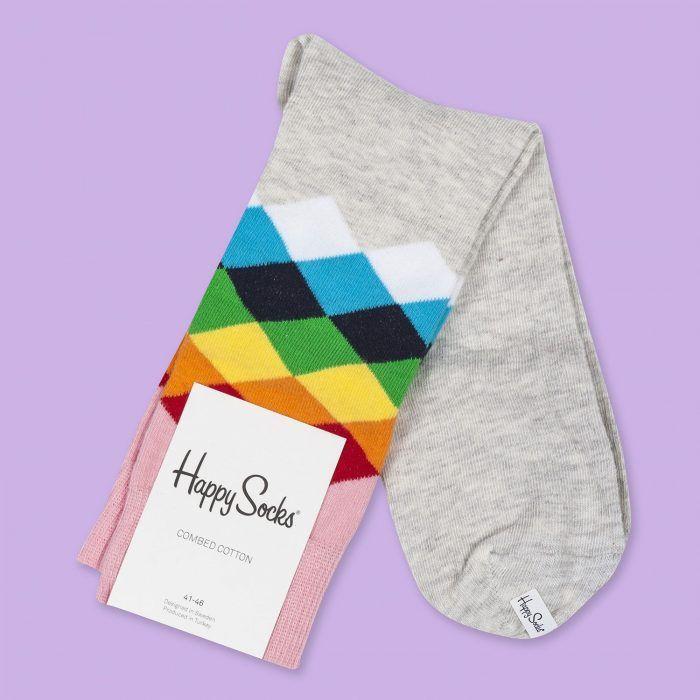 zdjęcia produktowe skarpet Happy Socks