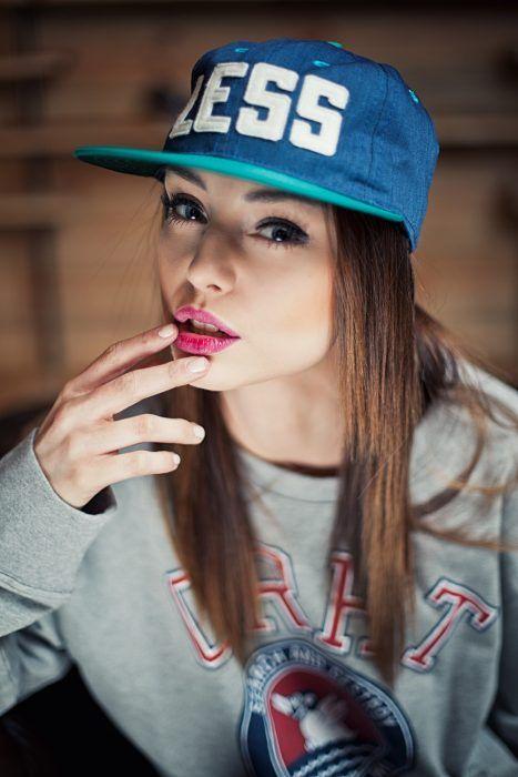 zdjęcia reklamowe czapek