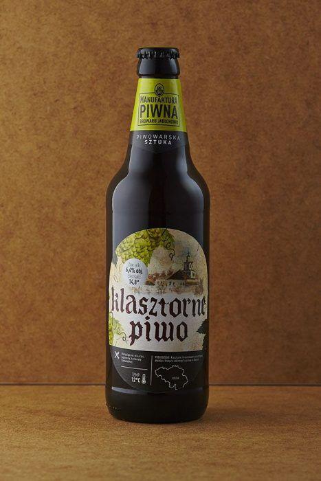 fotografia opakowań piwa